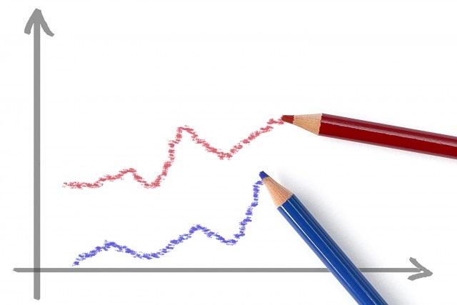 利用者数 グラフ